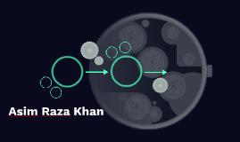 Asim Raza Khan