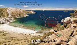 Cleaning up Lake Titicaca