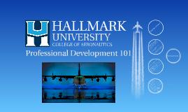 Professional Development 101 PD 101