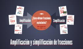 ¿Cómo obtener fracciones equivalentes?
