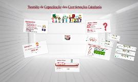 Capacitação das Quinze Coordenações Estaduais do Curso de Formação em Conselheiros Escolares