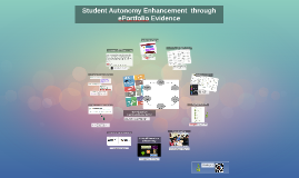 Student Autonomy Enhancement through ePortfolio Evidence