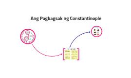 Copy of Ang Pagbagsak ng Constantinople