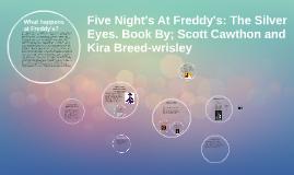 FNAF Book Report