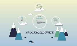 #ROCKSOLIDUNITE