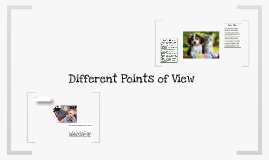 Copy of Points of view