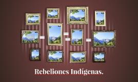 Rebeliones Indígenas.