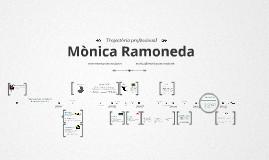Mònica Ramoneda - currículum