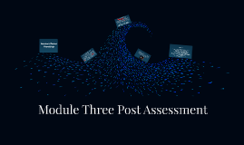 Module Three Post Assessment