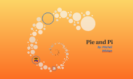 Pie and Pi