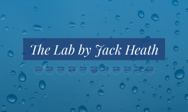lab jack heath essay In a near-future world run by an evil corporation, the only justice comes from an  organization called the deck each agent in the deck belongs to a suit -- the.