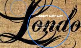 London 1800-1895