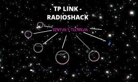 Radioshack TPLINK