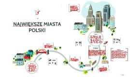 Copy of NAJWIĘKSZE MIASTA POLSKI