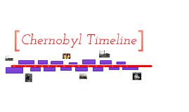 Chernobyl Timeline