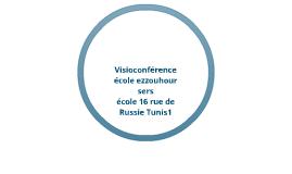 Visioconférence Sers_Tunis