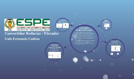 Convertidor Reductor / Elevador