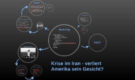 Das Geiseldrama in Teheran- Leitfrage