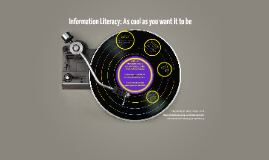 Information Literacy: As cool as you want it to be