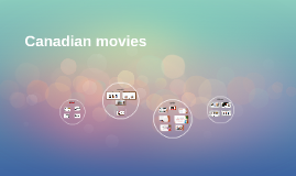 Copy of Canadian movies