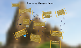 Copy of Copy of Imperyong Gupta At Maurya