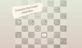 Personality Prezi Project