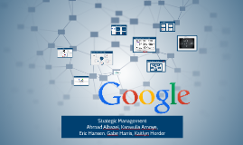 Google: Strategic Analysis