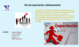 Copy of PLAN DE CAPACITACION Y ADIESTRAMIENTO