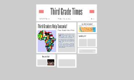 Third Grade Times