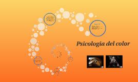 Copy of Psicologia del color