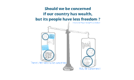 Wealth vs Freedom [JC2]