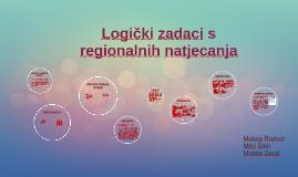 Copy of Logički zadaci s regionalnih natjecanja
