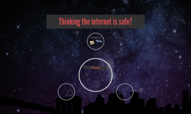 Thinking the internet is safe?