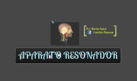 APARATO RESONADOR MICB