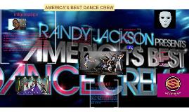 Dance 25 Project