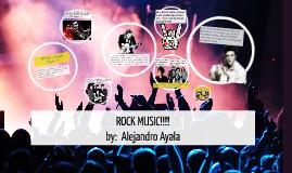 ROCK MUSIC!!!!