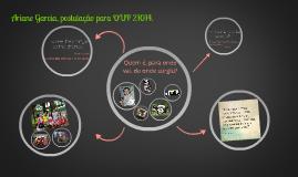 Ariane Garcia, postulação para OUP 21014.