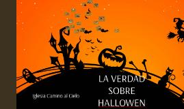 Hablemos sobre Halloween