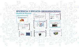 Copy of EFICIENCIA Y EFICACIA ORGANIZACIONAL