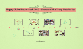 Copy of Happy Global Room Week at Sheraton Nha Trang Hotel & Spa