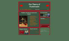 Copy of Our Theory of Punishment