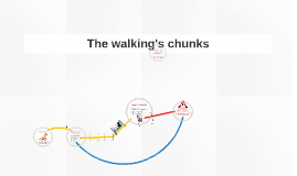 Project - The walking's chunks