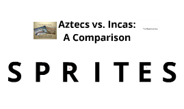 Copy of Aztecs vs. Incas: A comparison