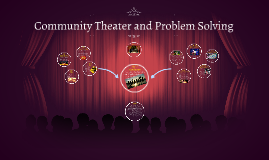 Community Theatre and Problem Solving
