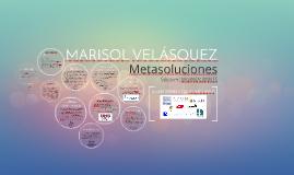 MARISOL VELÁSQUEZ
