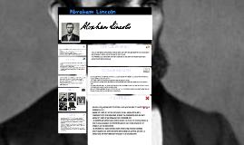 Abraham Lincoln(inglese)