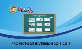 CDRM - (CHILCA)