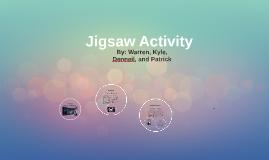 Jigsaw Acivity