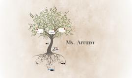 Ms.  Arroyo