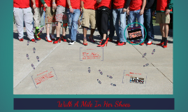 Copy of Copy of Walk A Mile In Her Shoes